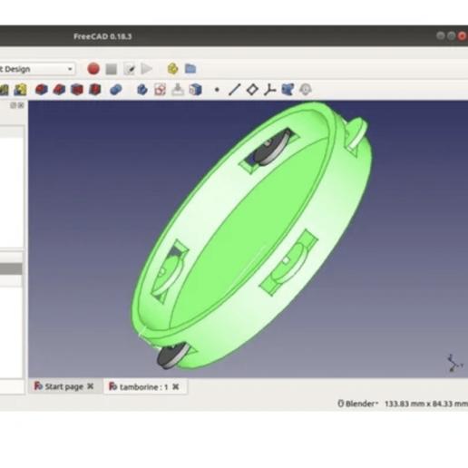 Download free 3D printer designs For @CpCaveman, rebeltaz