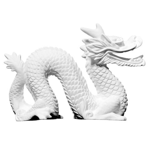 Download free 3D printer templates Plastic Dragon, ThreeDScans