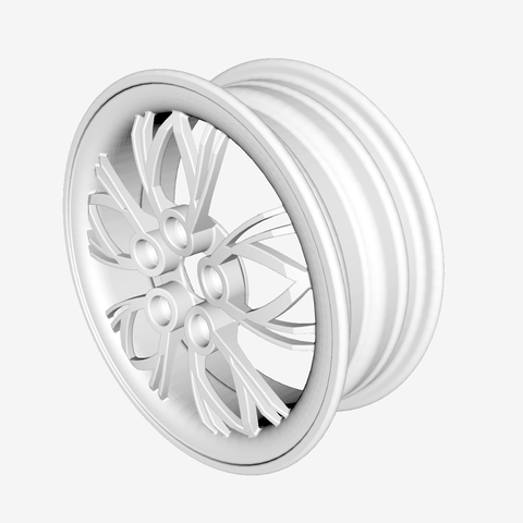Free 3d print files car rim, Arzmael