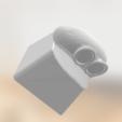 Free 3D model Mario Keycaps, Petethelich