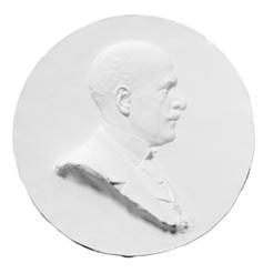 Descargar diseños 3D gratis Tondo con perfil de retrato (Fotoescultura), ThreeDScans