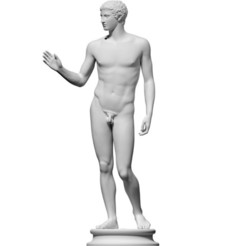 Imprimir en 3D gratis Jüngling vom Magdalensberg, ThreeDScans