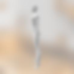 Download OBJ file Naked Female • 3D printer model, mikael-birraux
