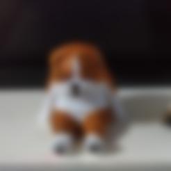 Download free 3D printer designs BullDog, orangeteacher