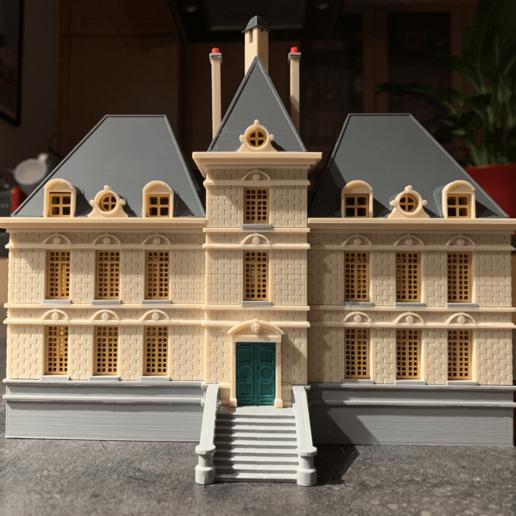 Descargar modelo 3D Tintín de Moulinsart, mouset74