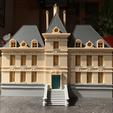 Télécharger plan imprimante 3D Moulinsart Tintin, mouset74