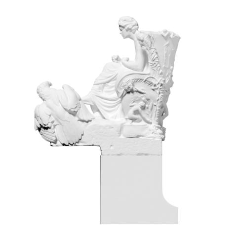 Download free 3D printer files Beethoven, ThreeDScans