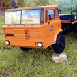 Télécharger fichier 3D Camion RC S1 1/10 échelle 4x4, martinaandrea