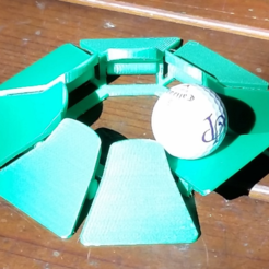 Free 3D printer designs PiP Any-Direction Putt Practice, Zippityboomba