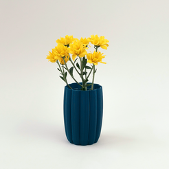 Download 3D printer designs 6vases5, UAUproject