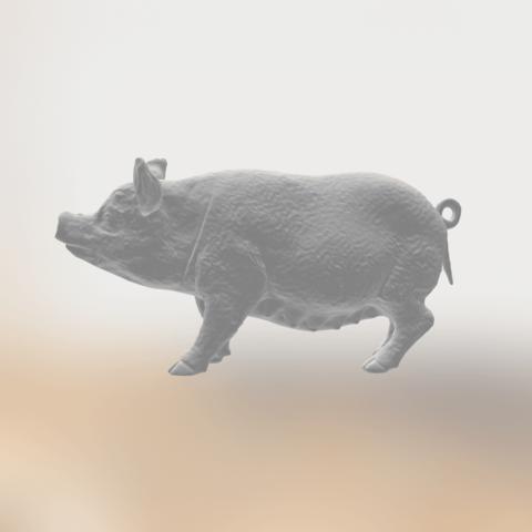 Télécharger fichier imprimante 3D gratuit Truie Porcine, sjpiper145