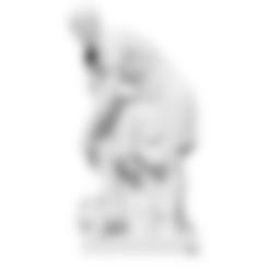 Lucius_Quinctius_Cincinnatus.stl Download free STL file Lucius Quinctius Cincinnatus • Design to 3D print, ThreeDScans