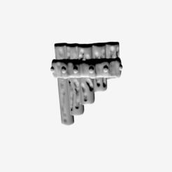 Télécharger fichier imprimante 3D gratuit Flûte de Pan, mrhers2