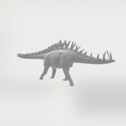 Télécharger STL gratuit Gigantspinosaurus, sjpiper145