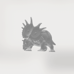 Download free 3D printer model Styracosaurus, sjpiper145