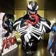 Download OBJ file Venom • 3D printing object, scubadiverdown2