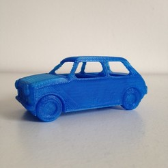 Download free 3D printer files la FabShop Mobile, Pierre