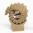 Télécharger objet 3D gratuit Sauver les pangolins, Amao