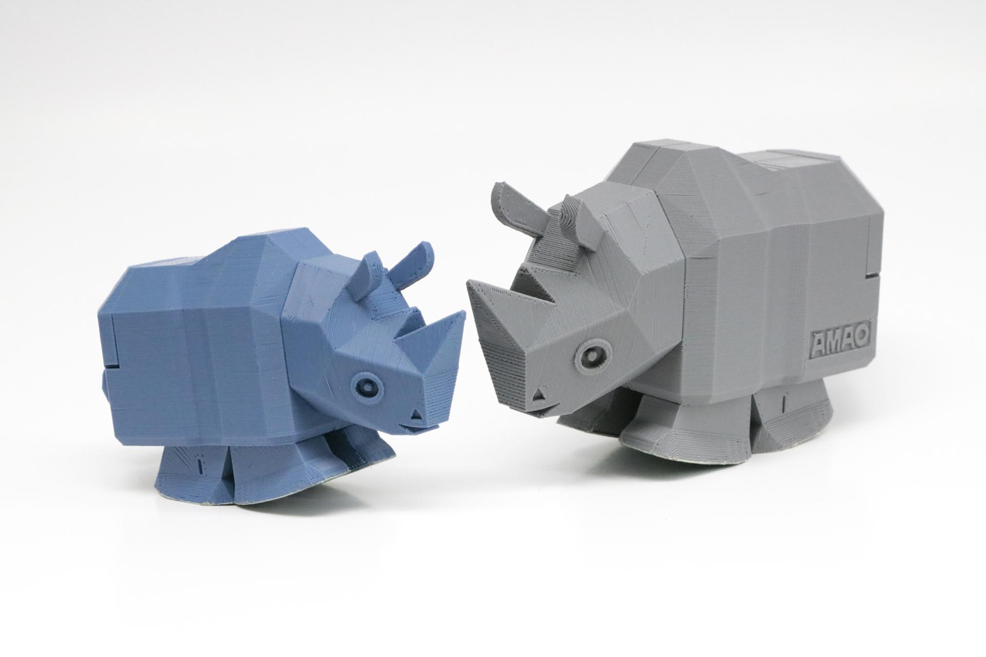 rr002.jpg Télécharger fichier STL La course à pied Rhino • Modèle à imprimer en 3D, Amao