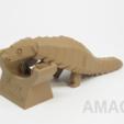 Download free 3D printer model Save pangolins, Amao