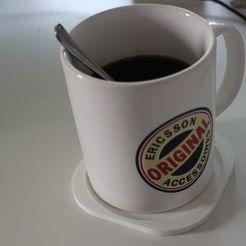 IMG_7545.JPG Télécharger fichier STL Repose mug • Design à imprimer en 3D, Almisuifre