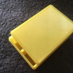Fichier STL Boite de rangement pour le modélisme 50 x 35 x 20 millimètres avec séparateurs annexe 6 compartiments amovibles, Almisuifre