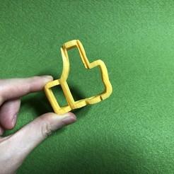 Fichier imprimante 3D gratuit Pouce & Bon, Eunny