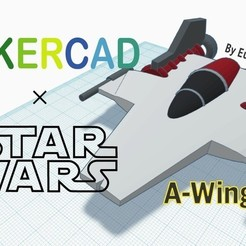 Download free 3D printing models Simple A wing, Eunny