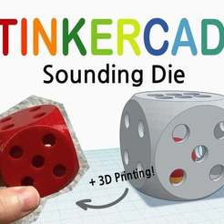 Download free 3D printer templates Sounding Die, Eunny