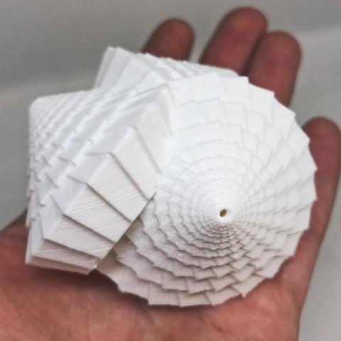 Download free STL file Tri-Cone • 3D printing object, Dano