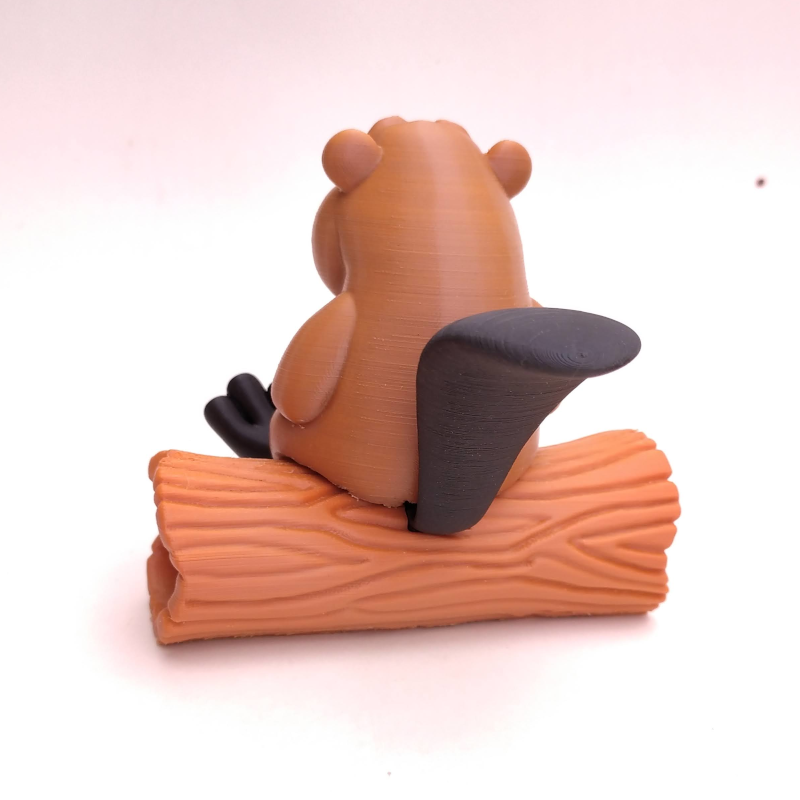 castor03.png Download STL file BOB the Beaver • 3D printable template, didoff