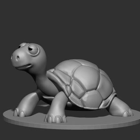 IMG_20180402_194420_968.jpg Download STL file Turtle • 3D print model, didoff