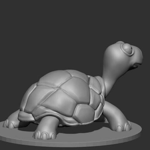 IMG_20180402_194420_967.jpg Download STL file Turtle • 3D print model, didoff