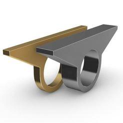 Download 3D printing files Ring 5 (Duo), josephkey