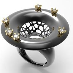 untitled.43.jpg Download free STL file Black Hole • 3D printer model, josephkey