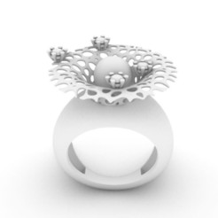 Galilean moons a.JPG Download STL file Galilean moons • 3D print design, josephkey