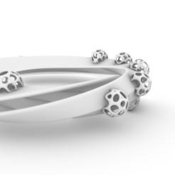 Download 3D printing templates Syntagma [bracelet], josephkey