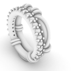 Download 3D printing files Rope Ring, josephkey