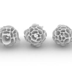 Algae Beads.JPG Download STL file Algae Beads • 3D print design, josephkey