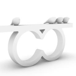 Gossip.JPG Download STL file Gossip • Design to 3D print, josephkey