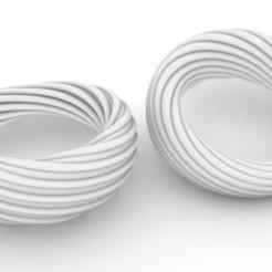 Parametric.JPG Télécharger fichier STL Anneaux paramétriques • Plan imprimable en 3D, josephkey