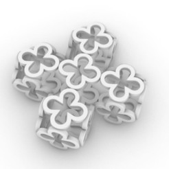 Télécharger fichier impression 3D Croix ornementale, josephkey