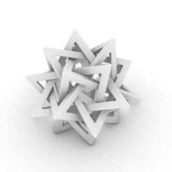 1.JPG Download STL file Tangle  • 3D print object, josephkey
