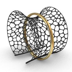 M27 Bracelet b.JPG Download STL file M27 Bracelet • 3D printer object, josephkey