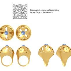 3d printer files Sapara ornament ring, josephkey