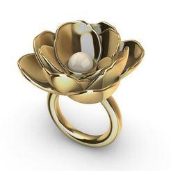 Rose.JPG Télécharger fichier STL Rose • Plan pour imprimante 3D, josephkey