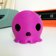 3D file Skull toy, JLP