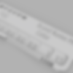 Sample.stl Download free STL file Customizable Filament Swatch (Filament test) Fusion 360 File Version • 3D printable design, Dsk