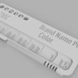 Filament_Sample_v2.png Download free STL file Customizable Filament Swatch (Filament test) Fusion 360 File Version • 3D printable design, Dsk