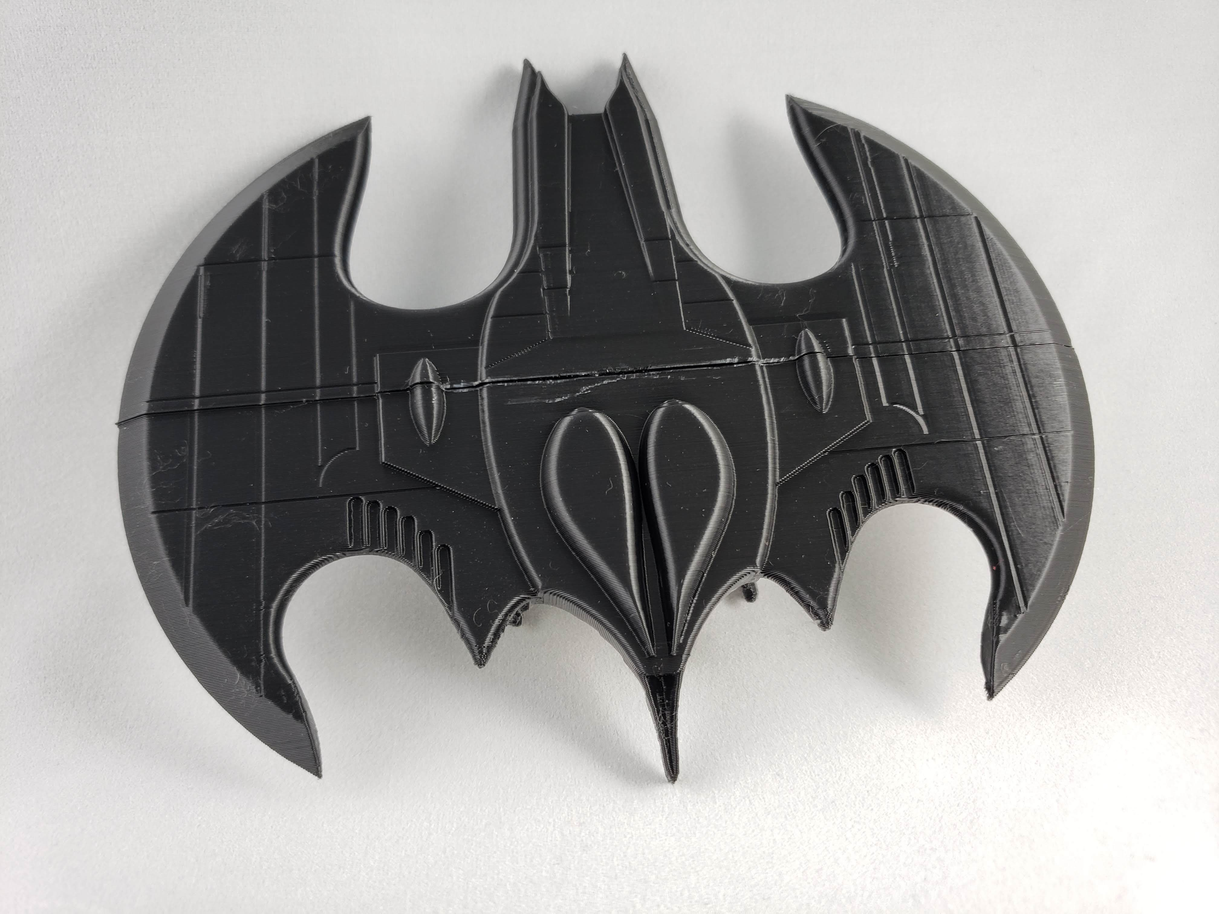 20200324_170838.jpg Download free STL file Batman Batwing • 3D printable model, Dsk